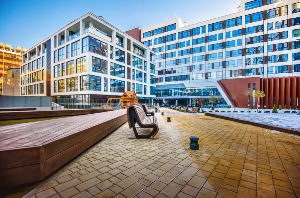 Покупателям TriBeCa Apartments в марте подарят зимний сад