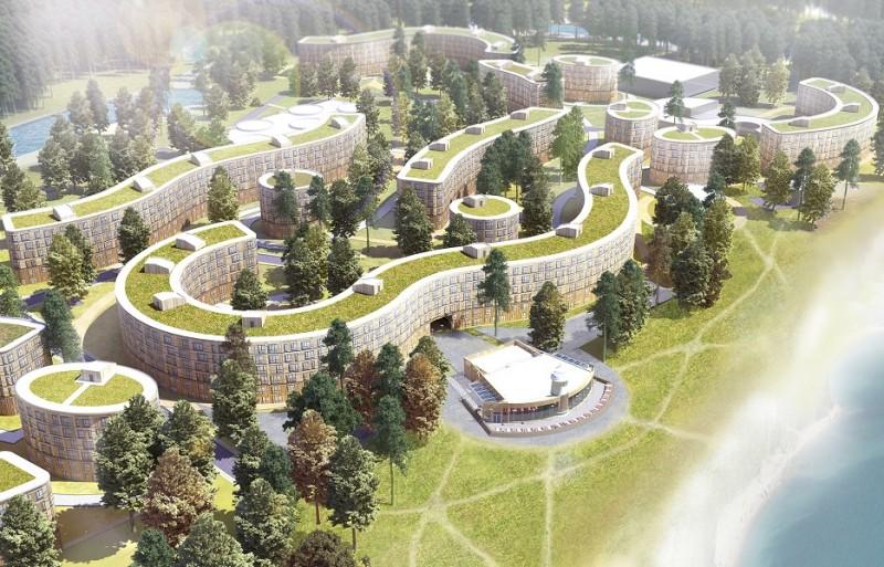 Предпринимателям: апартаменты от Seven Suns Development в кредит по сниженной ставке под залог недвижимости