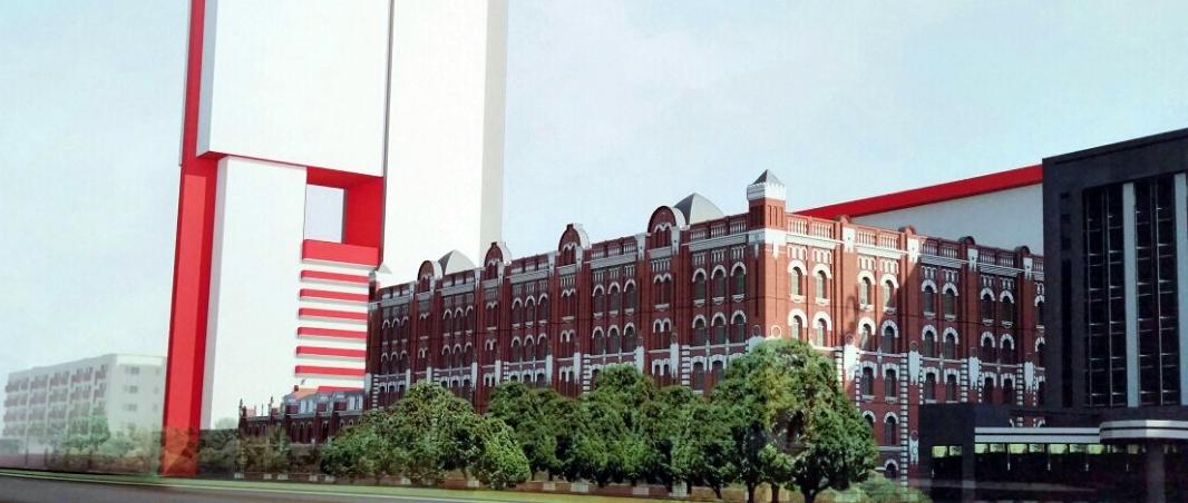 Бывшая мельница у вокзала в Екатеринбурге станет апартаментами