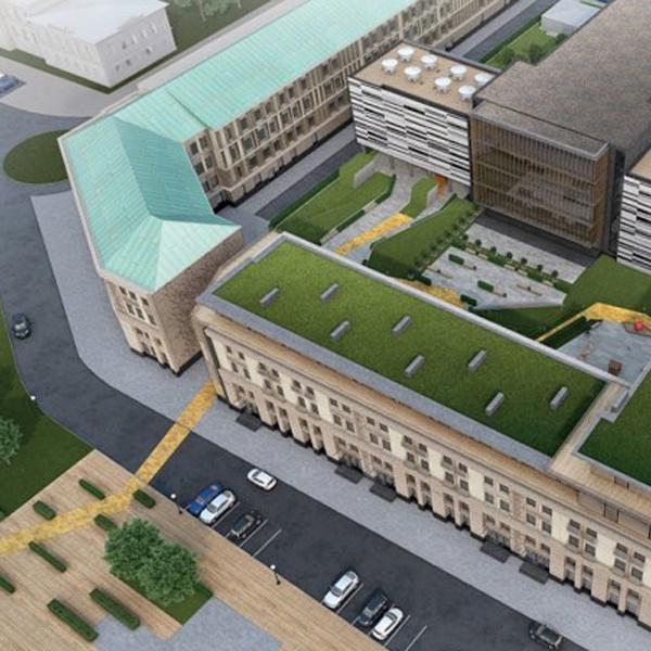 Апартаменты в Екатеринбурге: жильё вместо промзоны
