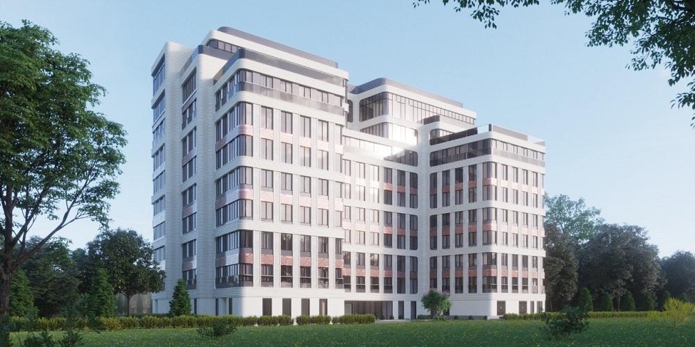 На юго-западе Москвы появится новый апартаментный комплекс премиум-класса Ambassador Golf Club Residence