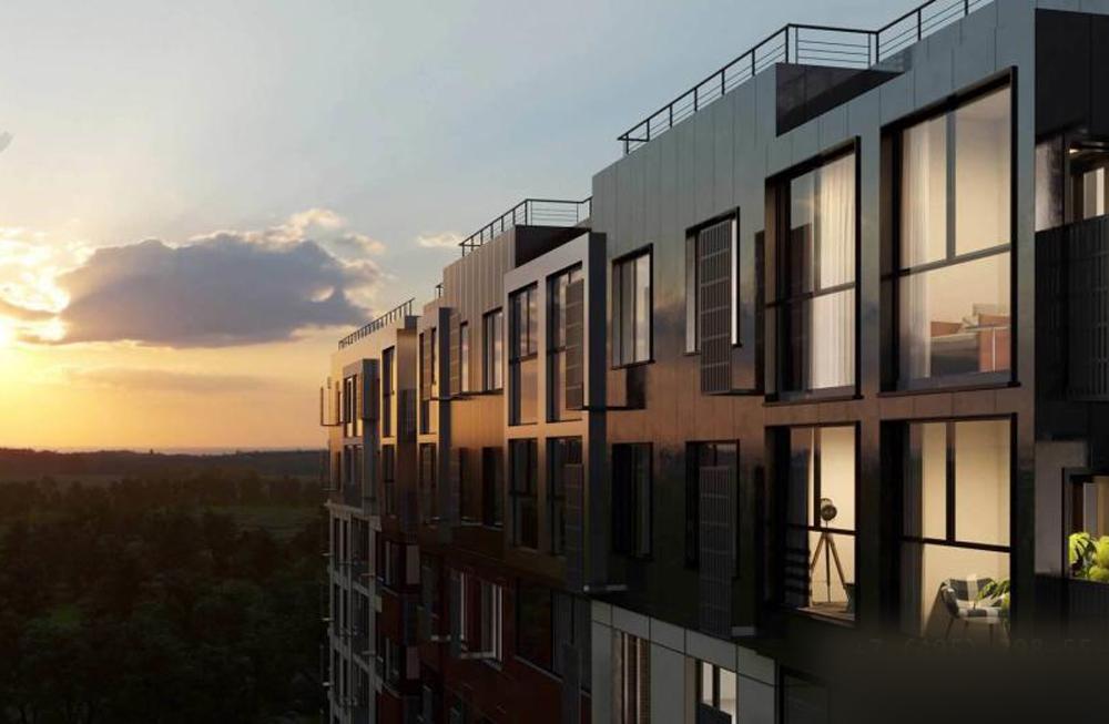 На рынок апартаментов выходит UP-квартал «Скандинавский»
