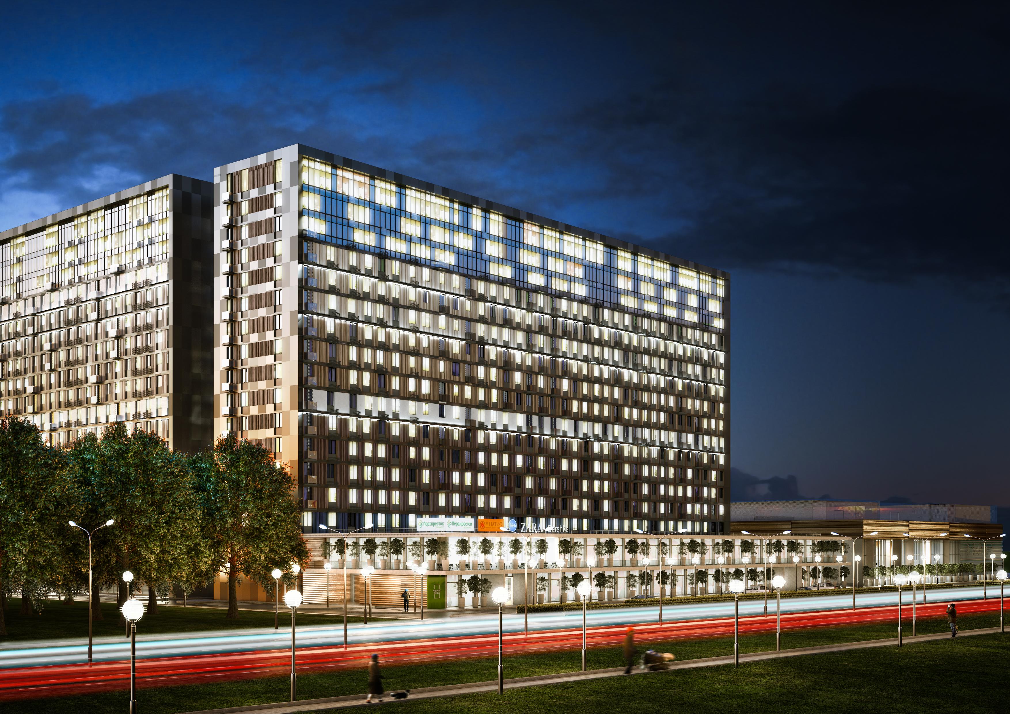 «БЕСТ-Новострой» – эксклюзивный партнер по реализации апартаментов в квартале «Березовая Аллея»