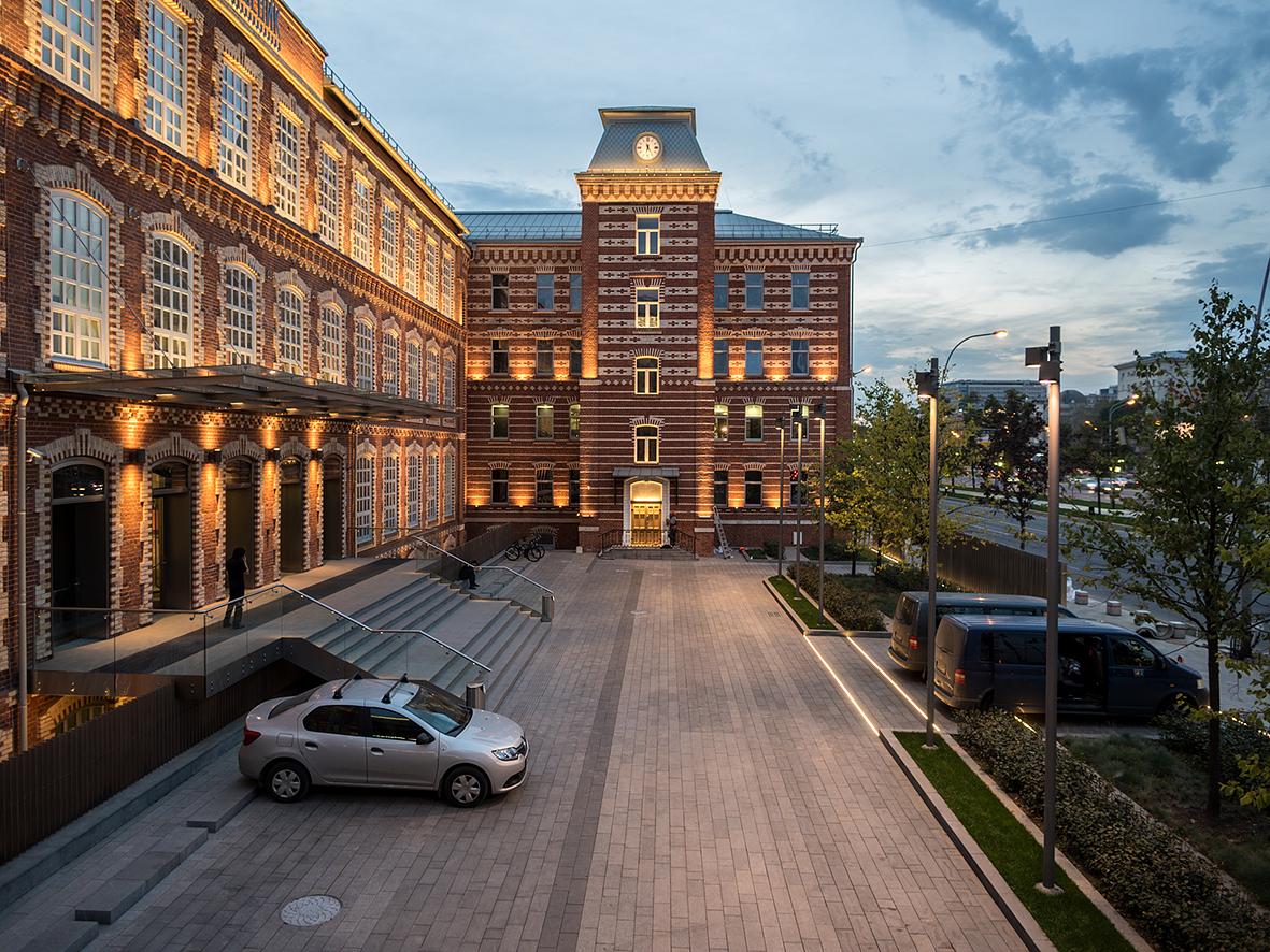 В культурно–деловом комплексе «Большевик» открыты продажи апартаментов премиум-класса