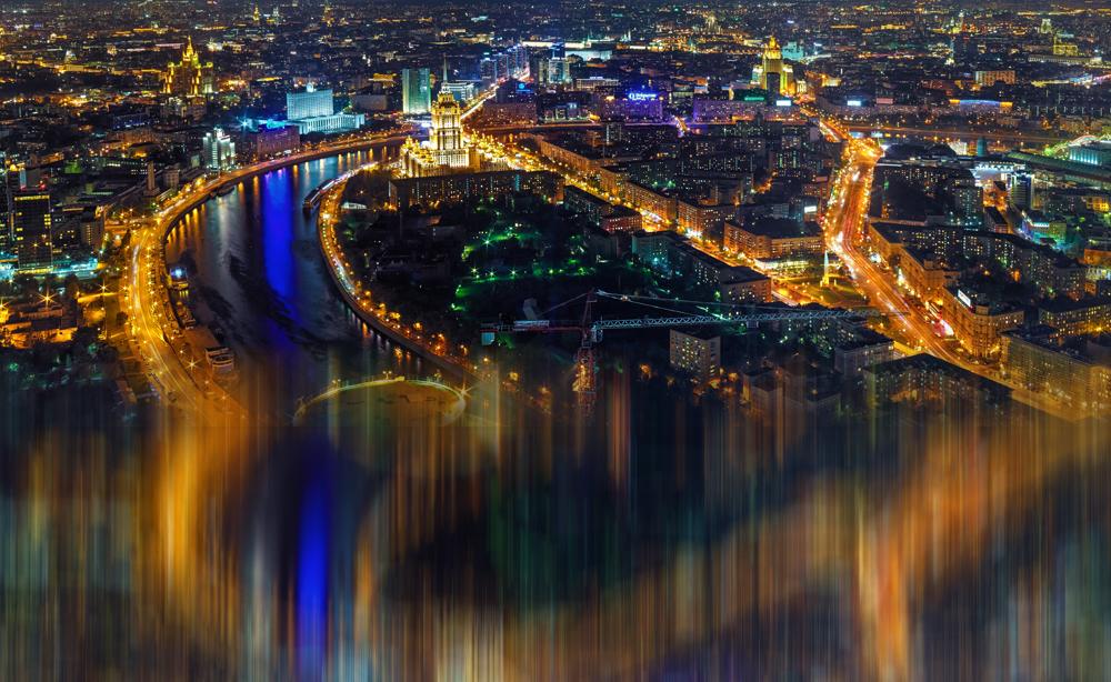 На элитную недвижимость Москва потратила больше