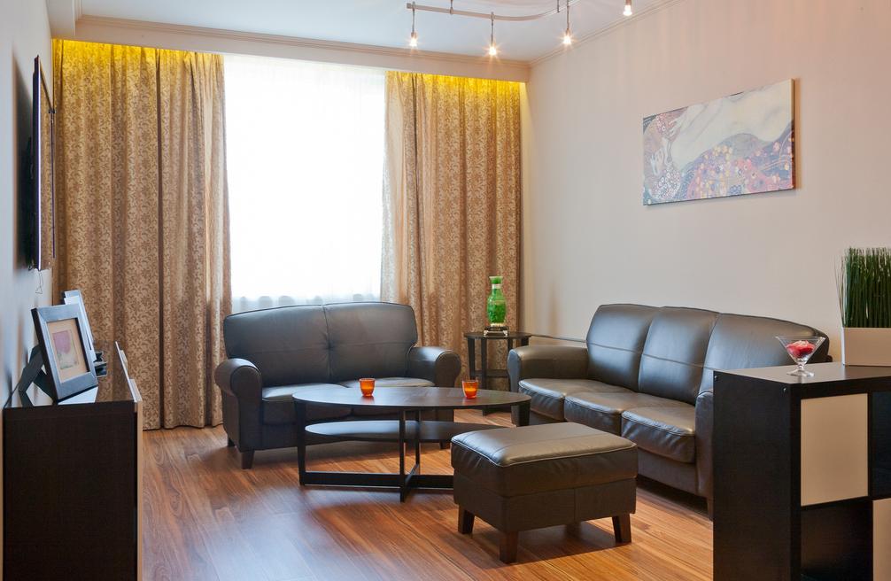 Из старых съемных квартир в новый апарт-отель