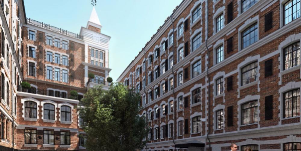 «Колди» готовит третий корпус KleinHouse с апартаментами уникальной планировки
