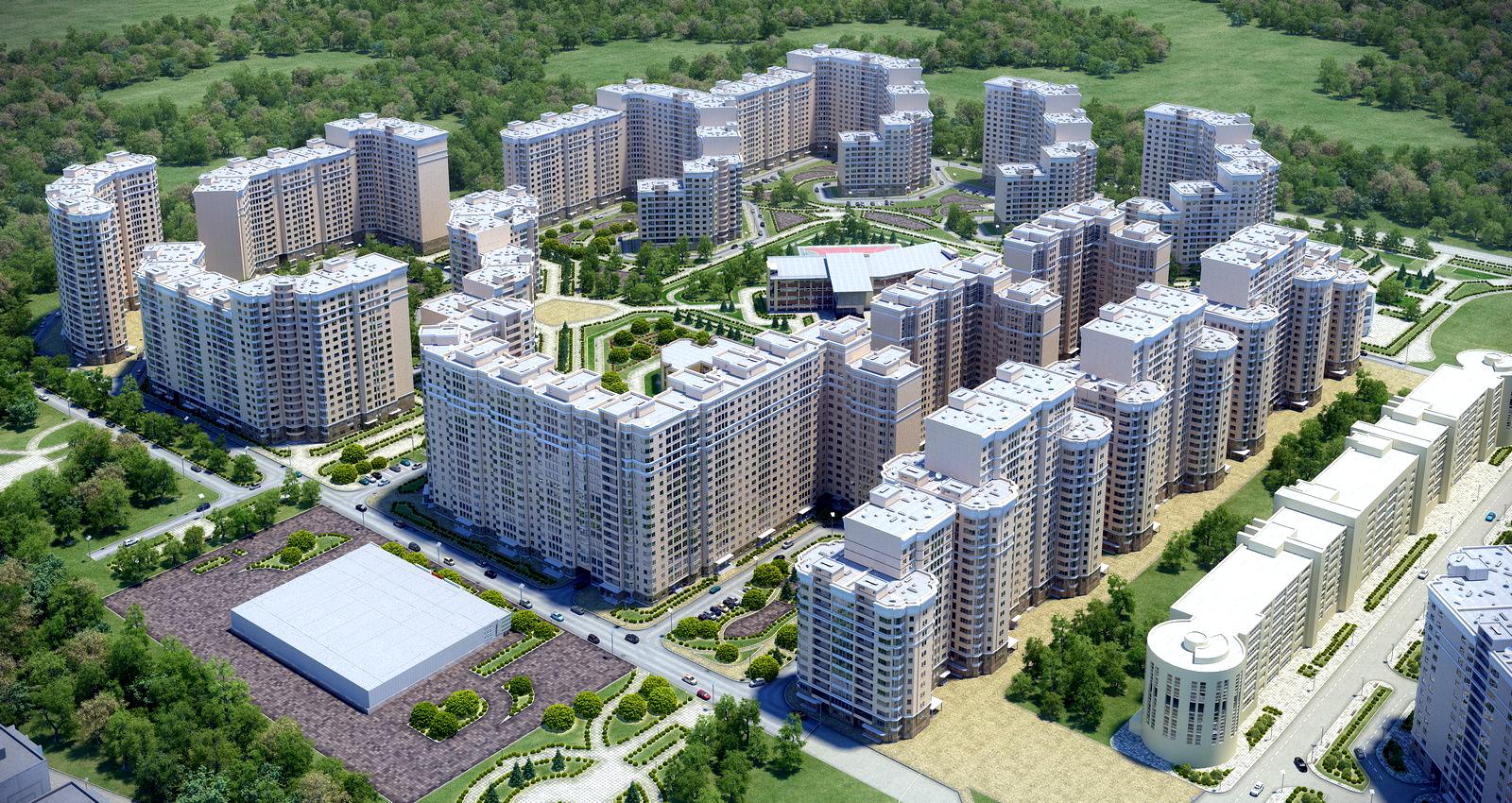 Аналогичные апартаменты на первичном рынке Москвы дешевле