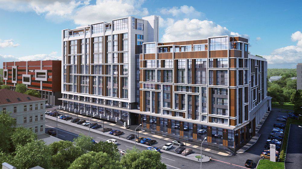 В TriBeCa APARTMENTS 25% собственников апартаментов делают ремонт