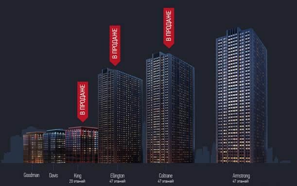 Стартовало строительство 47-этажной башни Armstrong в МФК «Савеловский Сити»