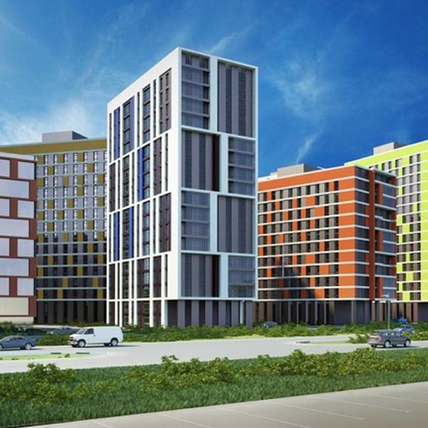 Апартаменты эконом-класса построят на ул. Металлургов