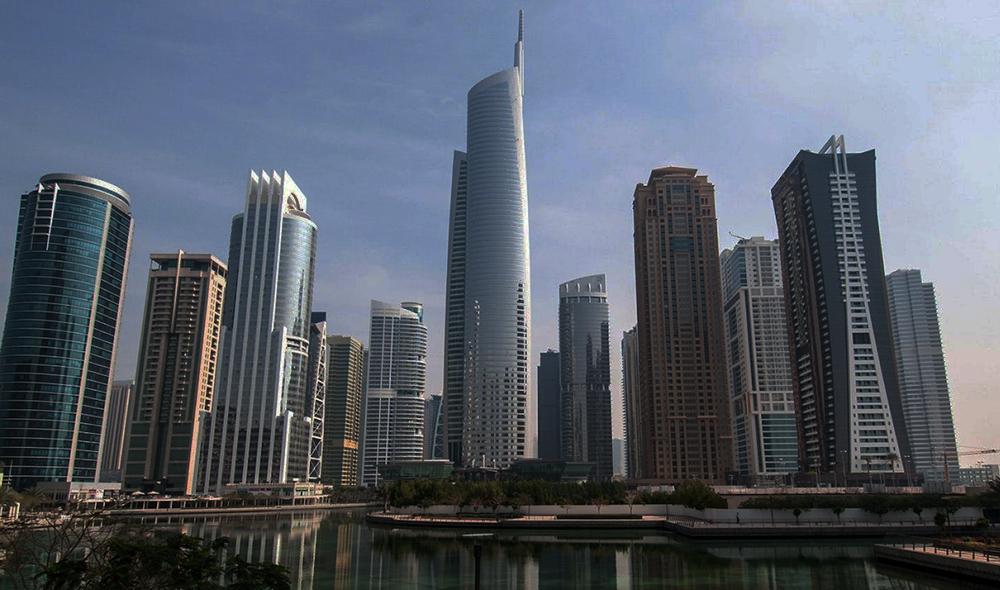 «Армянская» башня с апартаментами в Дубае