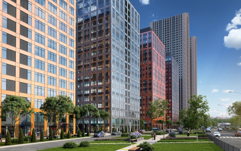 Счастливое число: за полугодие тринадцать новых проектов с апартаментами