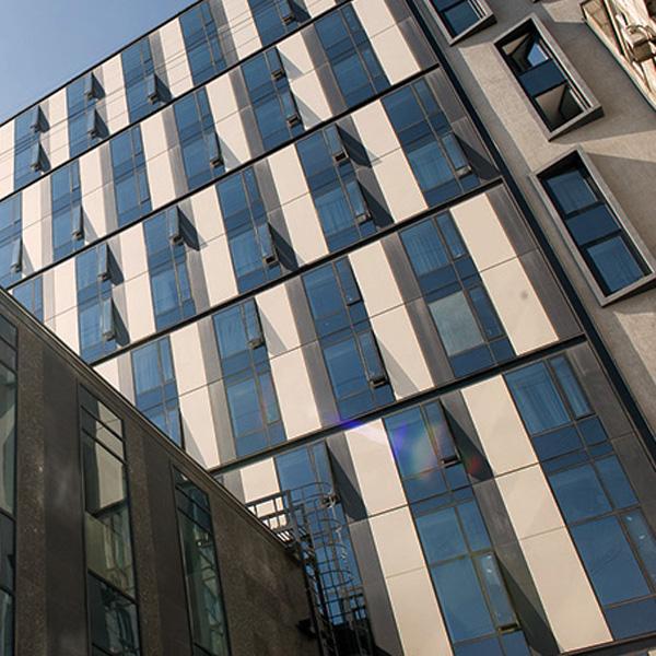 В Калининграде будет один из сети апарт-отелей Vertical