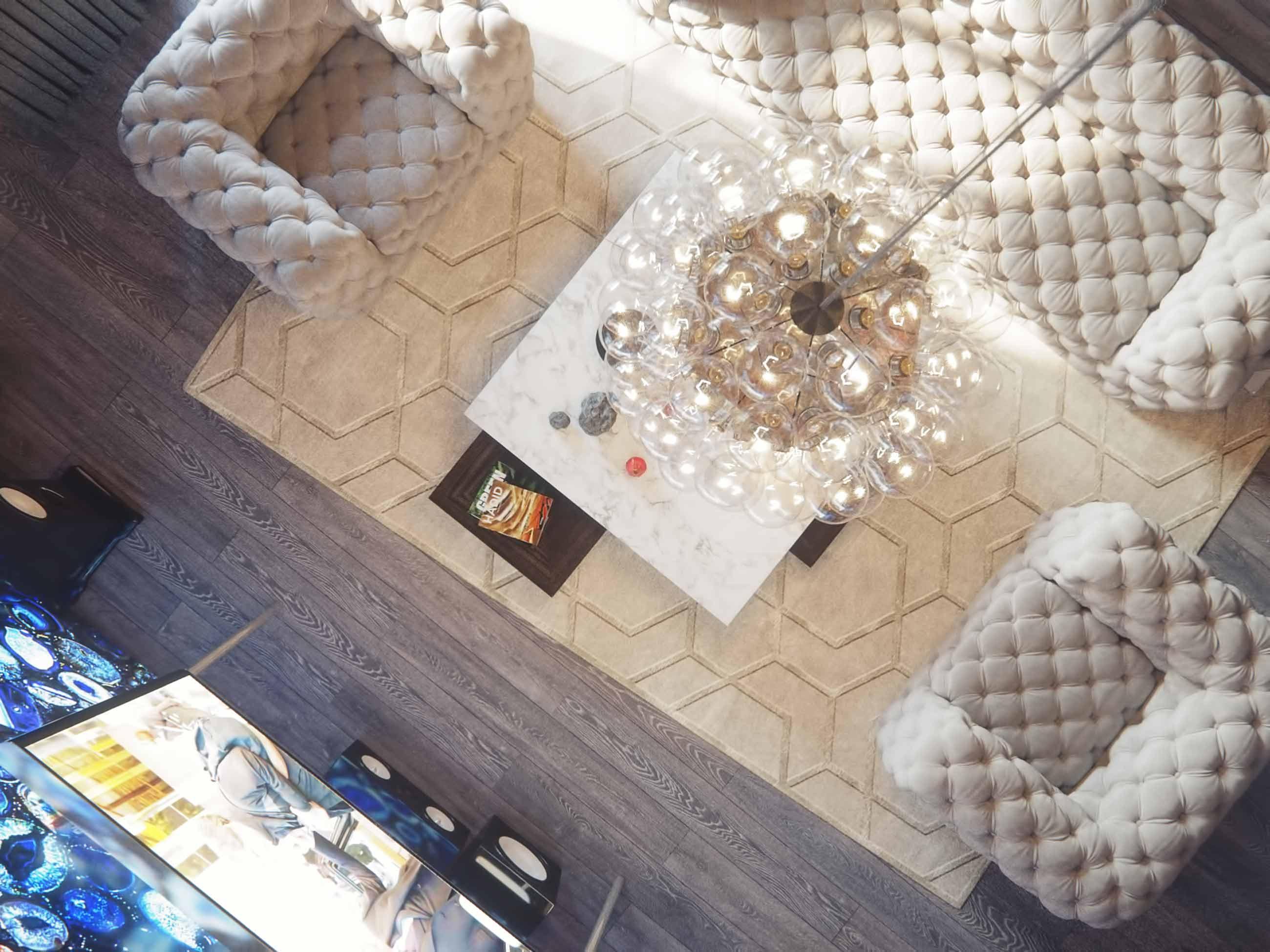 Дизайн лофт-стиля: апартаменты в Wine House на Садовнической улице