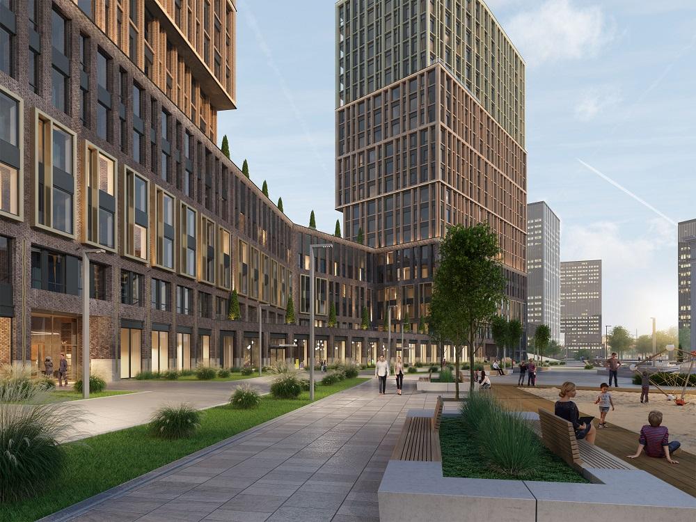 Городской квартал «Правда» с апартаментами бизнес-класса будет на месте некогда крупнейшего партийного издательства