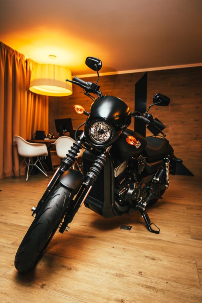 «Колди» разыграет среди покупателей Loftec мотоцикл Harley-Davidson
