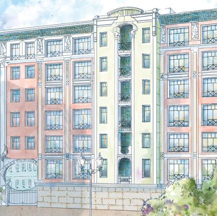 Апартаменты в Москве: 60 ЖК на продажу