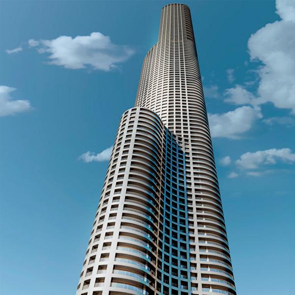Апартаменты супер-мечты на буквально заоблачном уровне