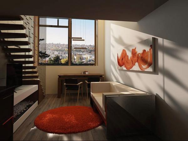 Холостяцкие берлоги: какие апартаменты подходят для одиночек