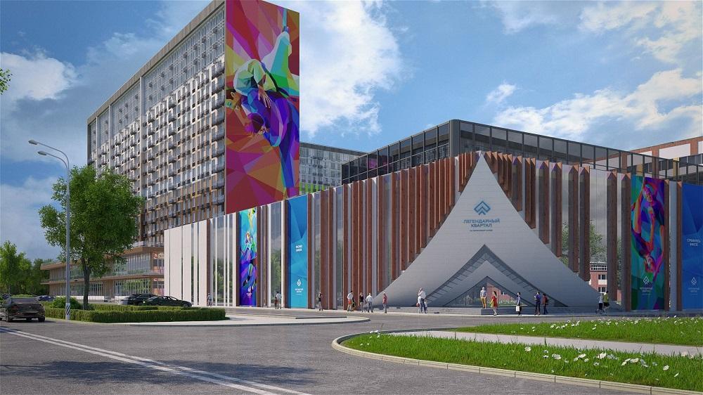 «Легендарный квартал на Берёзовой аллее» признан «РосБизнесКонсалтингом» (РБК) одним из лучших комплексов Москвы со спортивной инфраструктурой