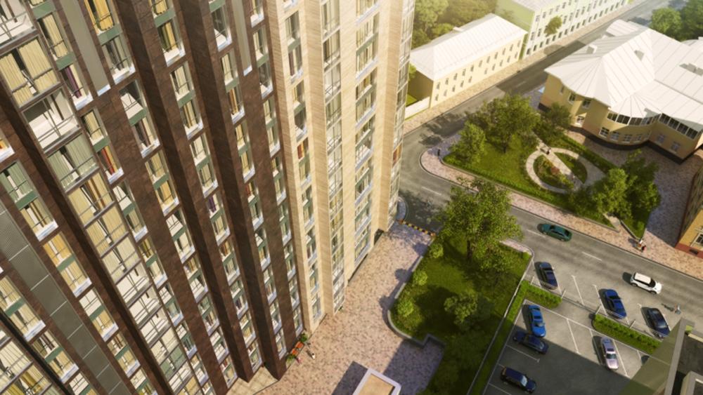 Преимущество жизни в центре столицы с поистине загородным уютом