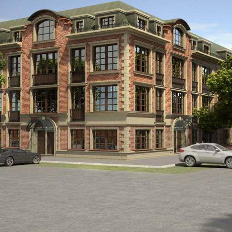 В Loft Garden продано 80% апартаментов