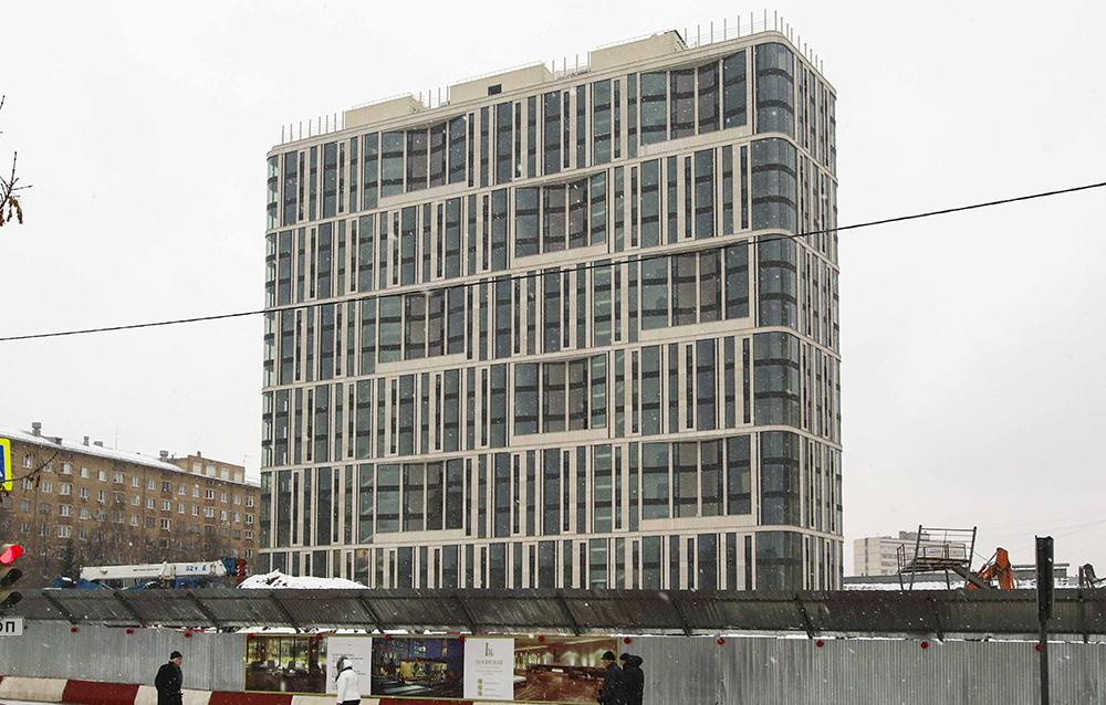 Апарт-комплекс на Ленинском, 38