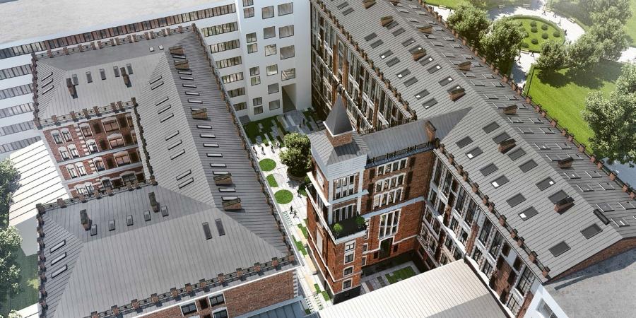 Лофт-апартаменты Kleinhouse – московский «маленький дом» в манхэттенском стиле