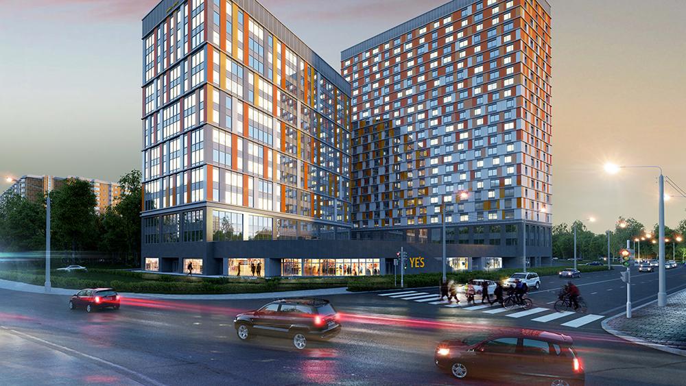 В Москве открывается апарт-отель YE'S Митино