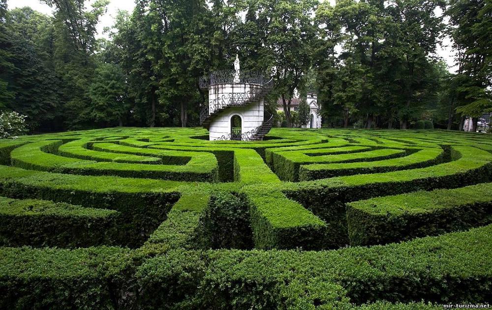 Девелоперы удивляют садами и парками