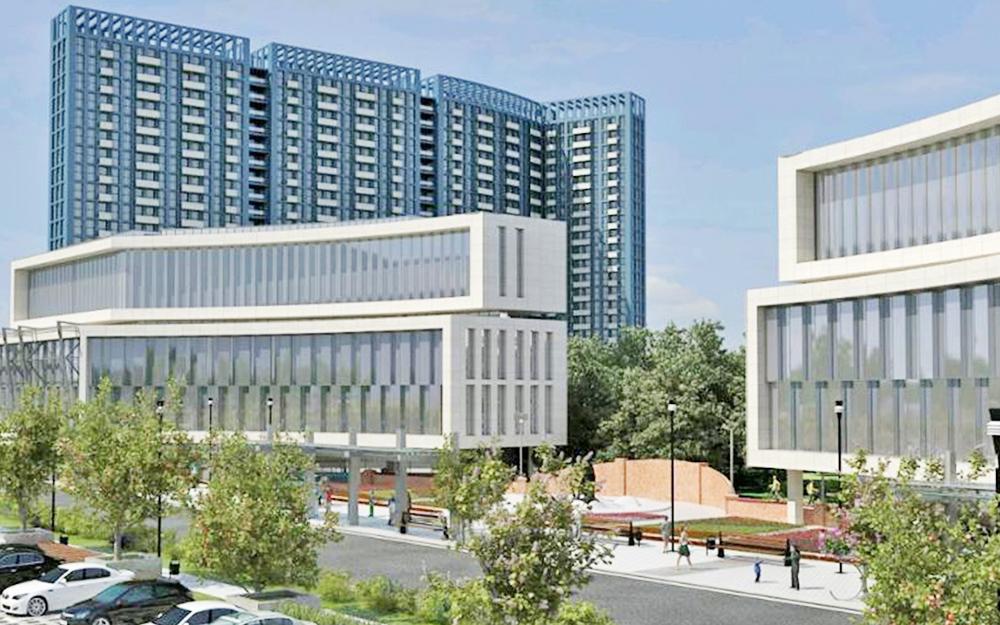 В составе ТПУ «Тропарево» построят апарт-отель