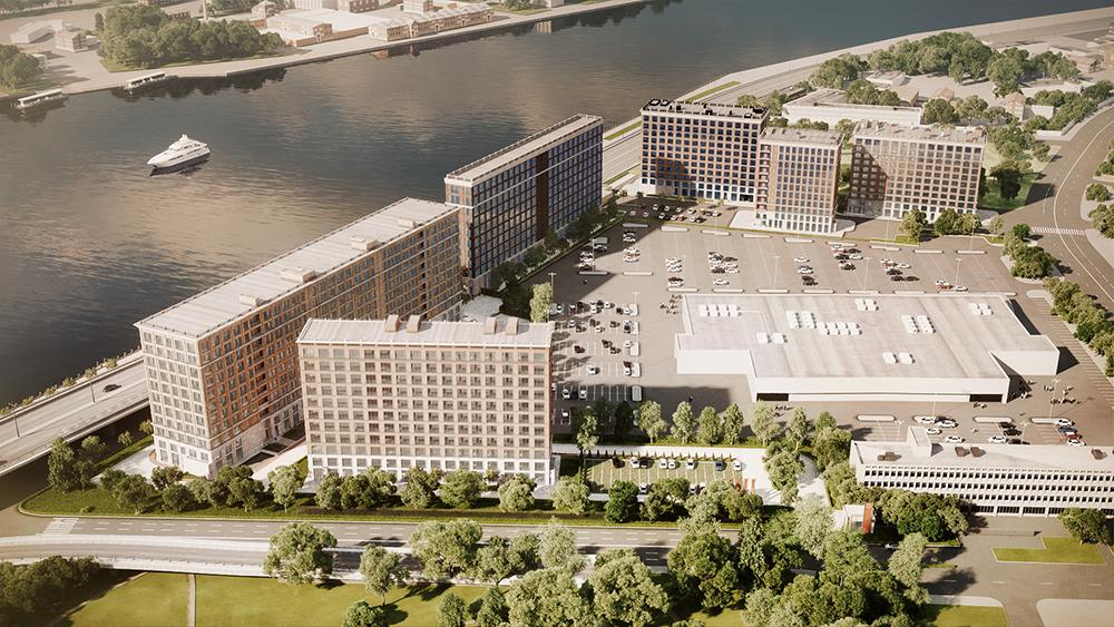 Лофт-квартал Docklands признан лучшим региональным комплексом апартаментов в России на Urban Awards 2015