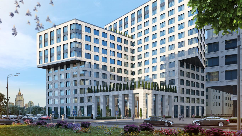 Комплекс Atlantic Apartments реализован уже наполовину