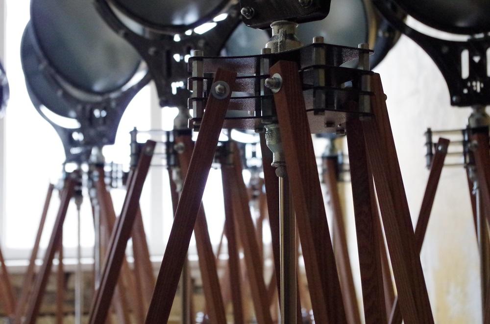 В России наладили производство светильников в стиле «лофт»