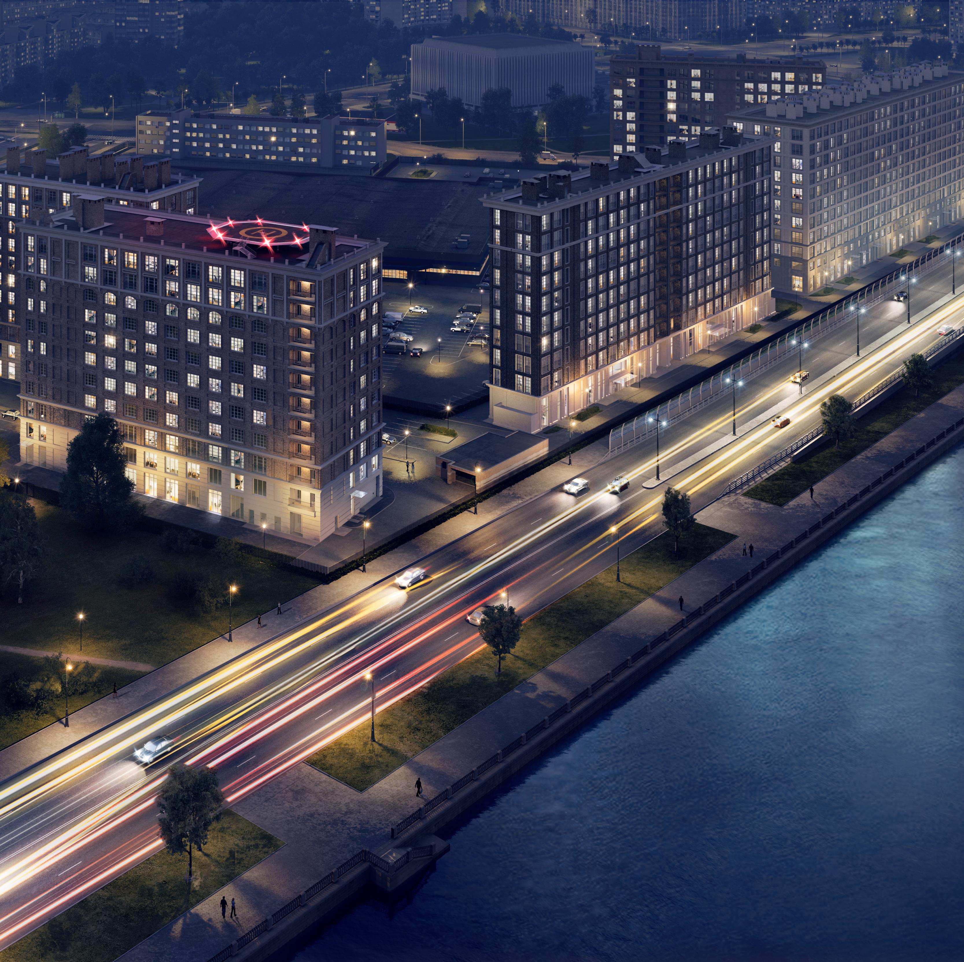 «Docklands» – cобытие для Северной столицы