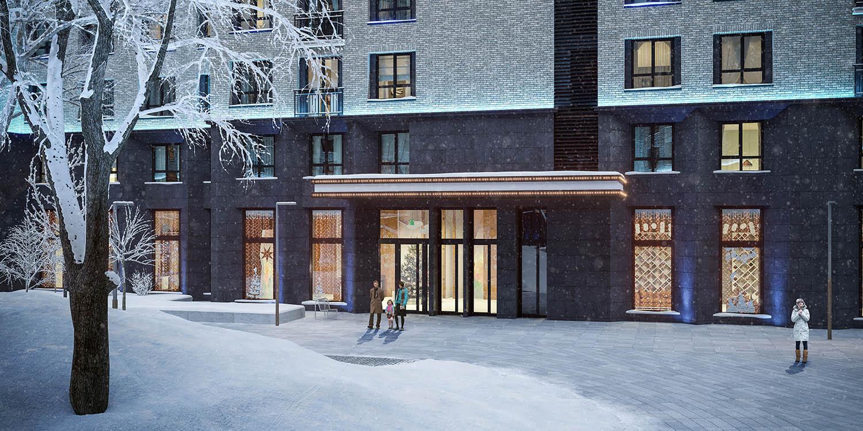 В квартале ONLY за 6 месяцев реализовано более 15 тыс. кв. м апартаментов