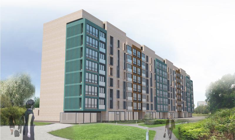 «Ташир» будет строить апарт-отель в Ярославле
