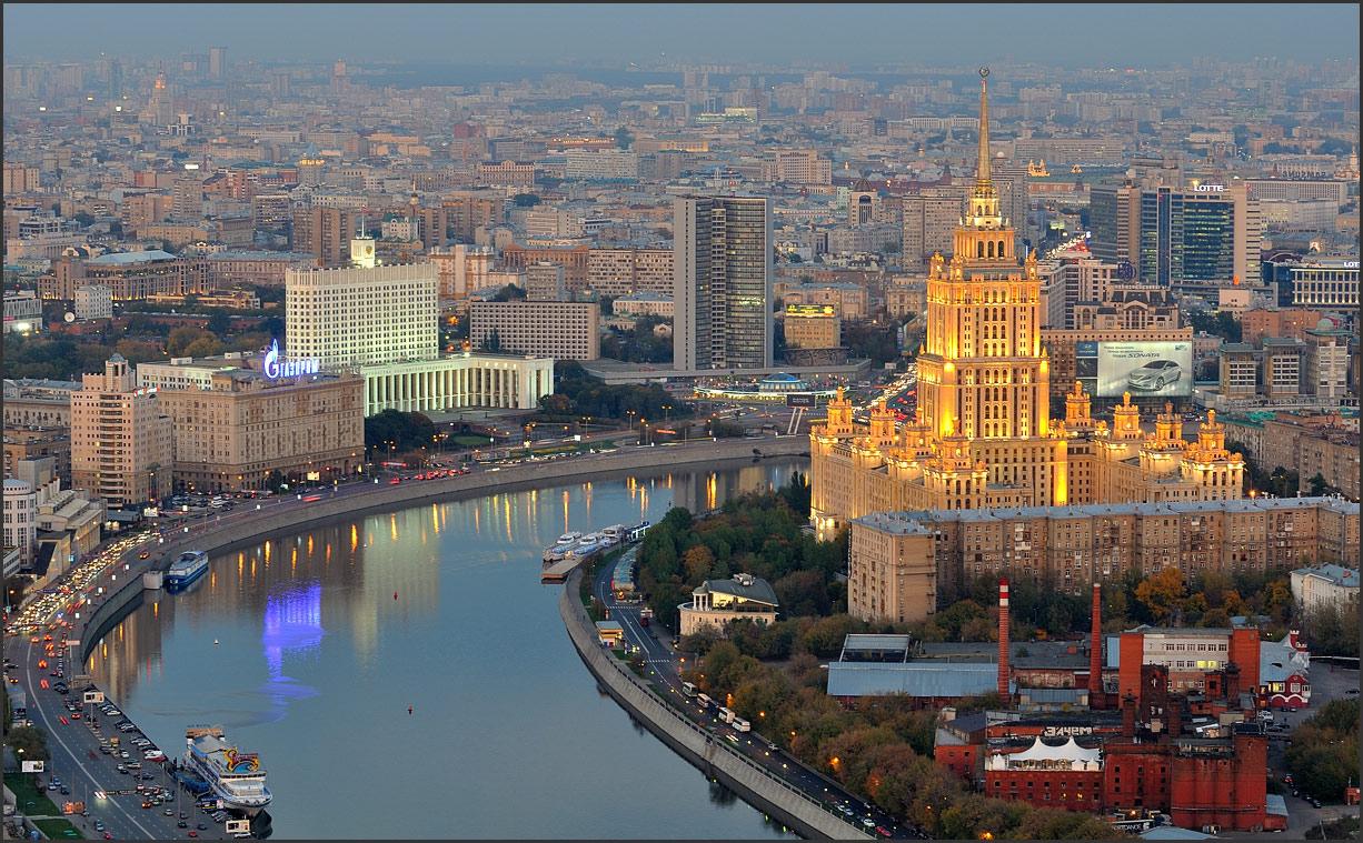 Апартаменты в «Москва-Сити»: виды на миллион