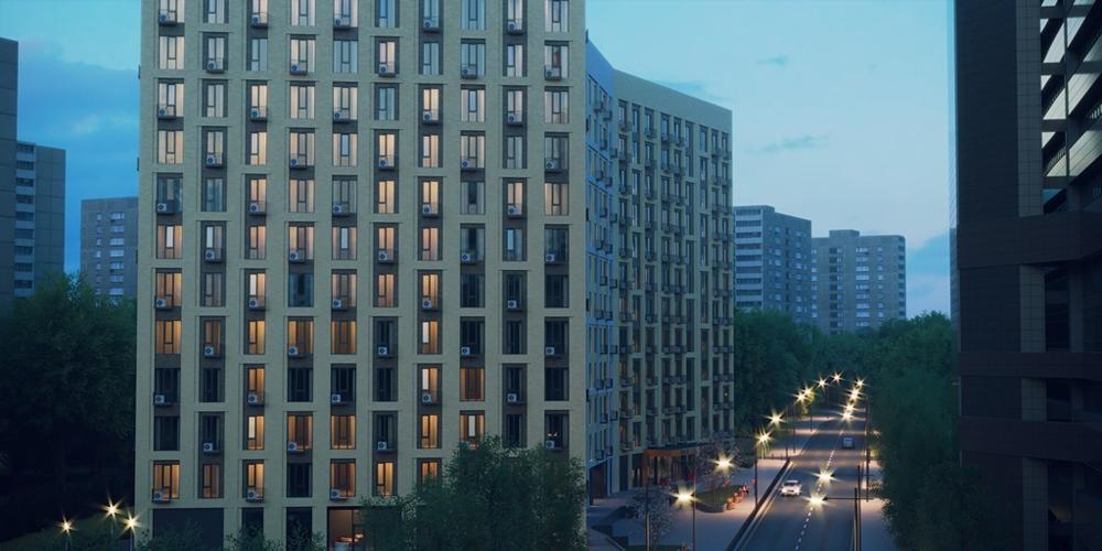 В новом проекте «Nova Алексеевская» стартовали продажи