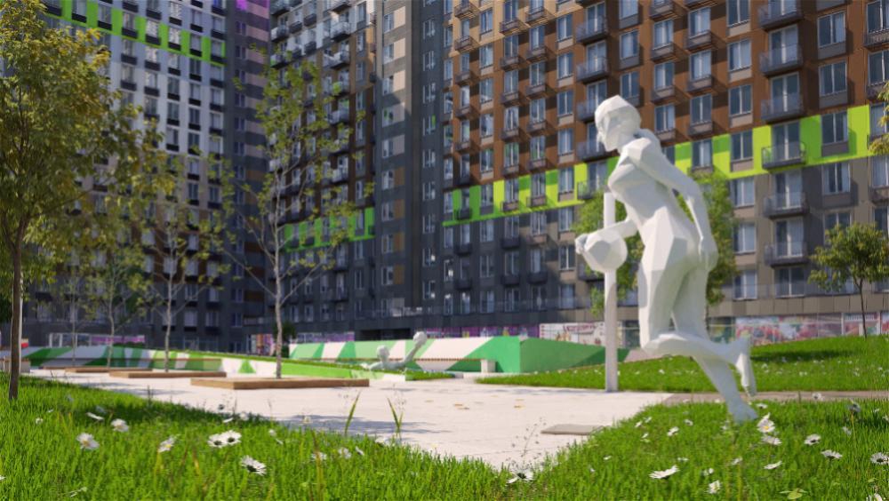 «Легендарный квартал на Берёзовой аллее» номинирован на «Рекорды рынка недвижимости»
