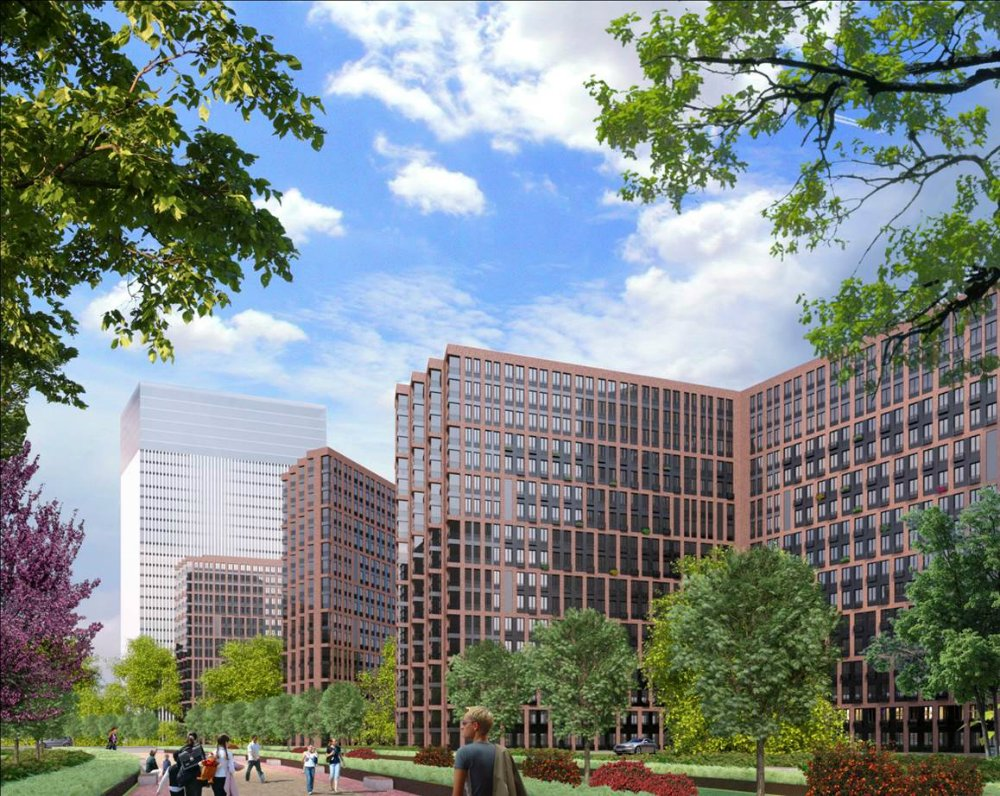 «ДОНСТРОЙ» представит 264 квартиры в 4-х объектах на Black Friday Real Estate