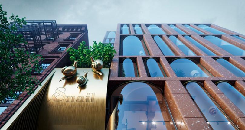 Апартаментная «Улитка» на Манхэттене