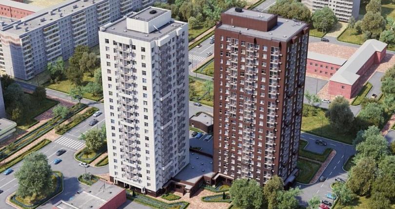 Московский сити-комплекс с апартаментами «Барбарис» получил ЗОС