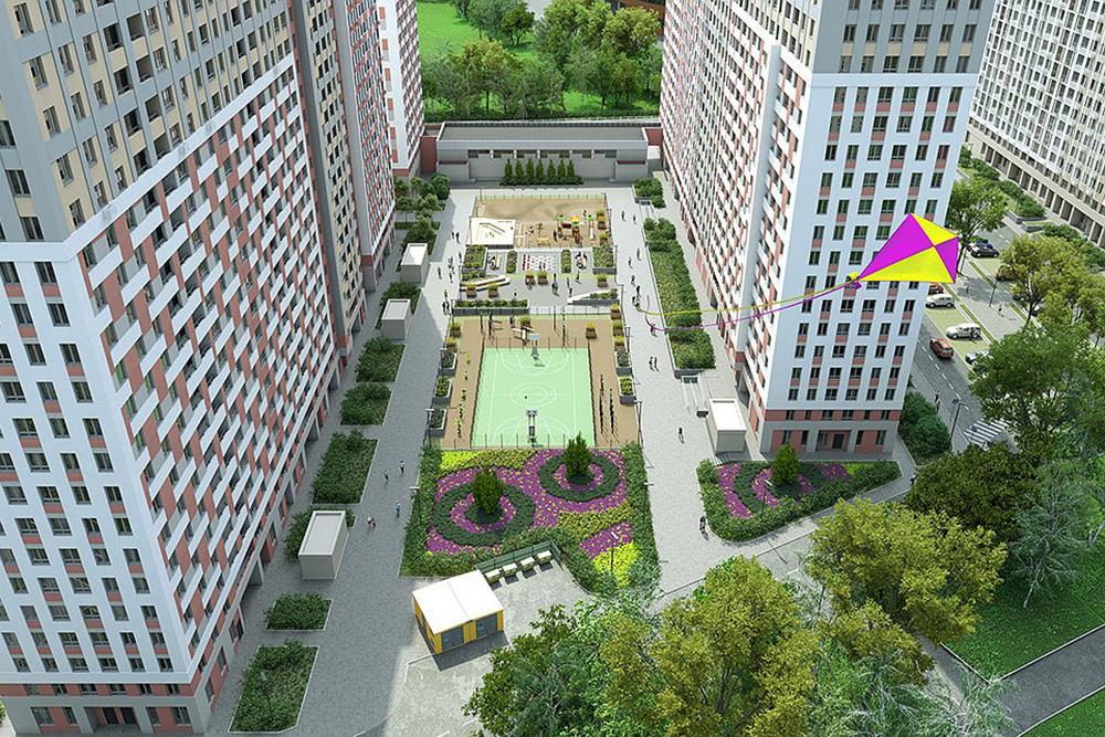 В ЖК «Инновация» стартовали продажи апартаментов