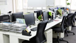 Офис как офис. Экологический