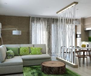 Апартаменты в эко-стиле, главный тренд 2020
